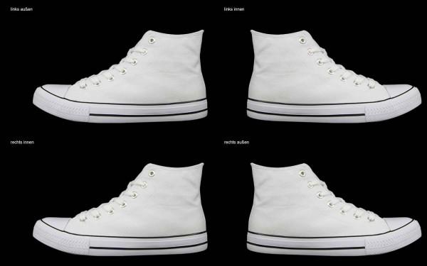 Schuh (Design: 7121 )Sneaker High
