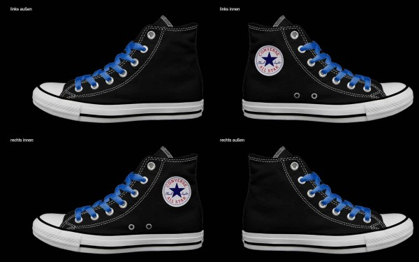 Schuh (Design: 4194 )Converse High