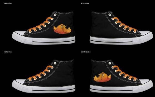 Schuh (Design: 4561 )Sneaker High