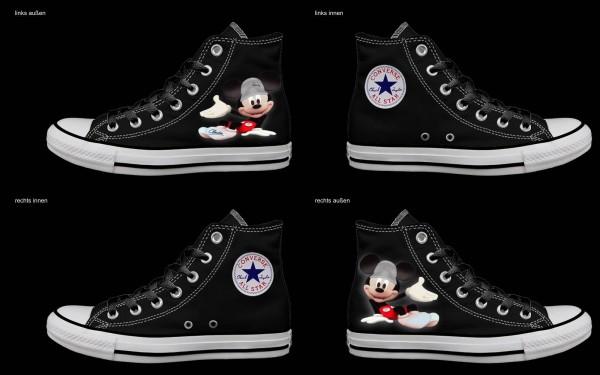 Schuh (Design: 7745 )Converse High