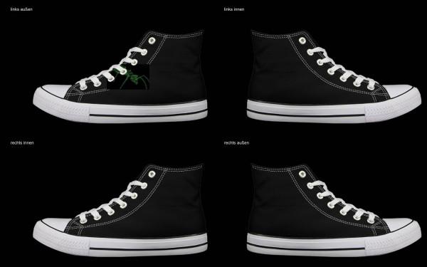 Schuh (Design: 7213 )Sneaker High
