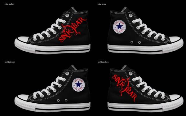 Schuh (Design: 7207 )Converse High