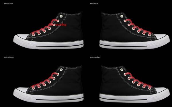 Schuh (Design: 8076 )Sneaker High