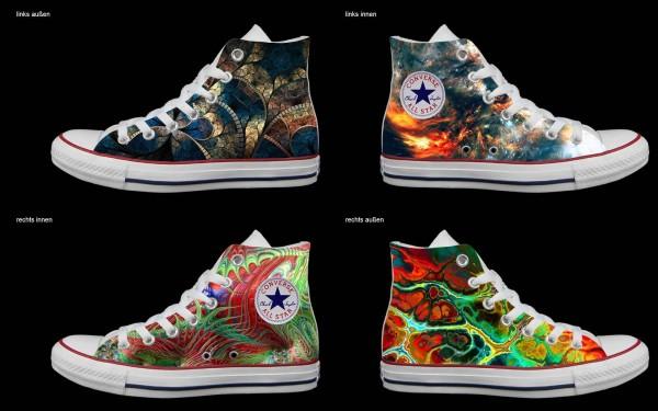 Schuh (Design: 7251 )Converse High