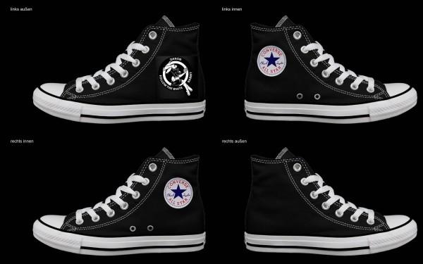 Schuh (Design: 8007 )Converse High