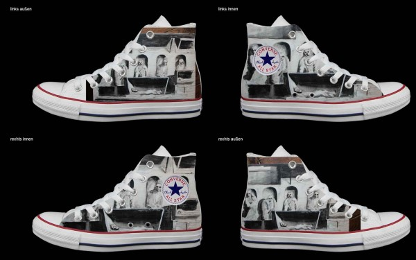 Schuh (Design: 7310 )Converse High