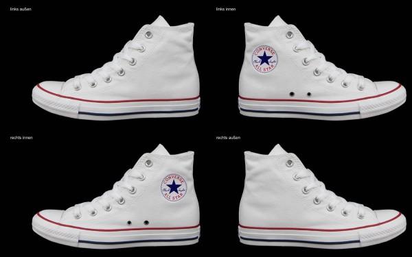 Schuh (Design: 7656 )Converse High