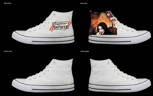 Schuh (Design: 8214 )Sneaker High