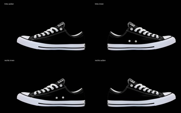 Schuh (Design: 5408 )Converse Low