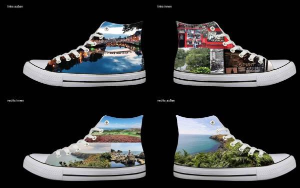 Schuh (Design: 8081 )Sneaker High