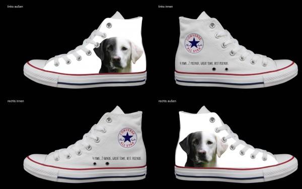 Schuh (Design: 7892 )Converse High