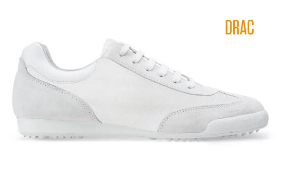 Drac Sneaker Weiß - ID-Sneakers