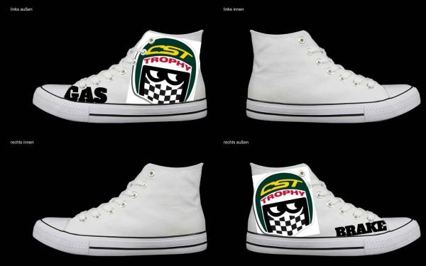 Schuh (Design: 5458 )Sneaker High