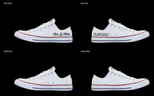 Schuh (Design: 7308 )Converse Low
