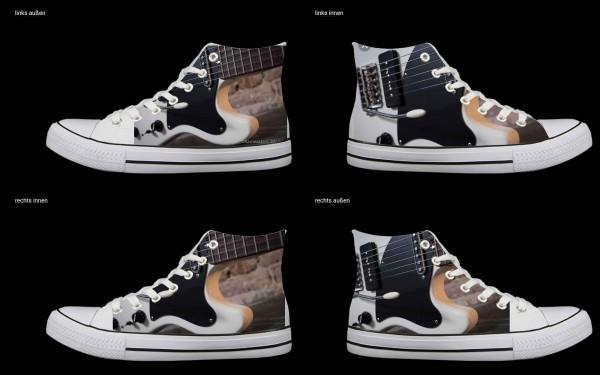 Schuh (Design: 4575 )Sneaker High