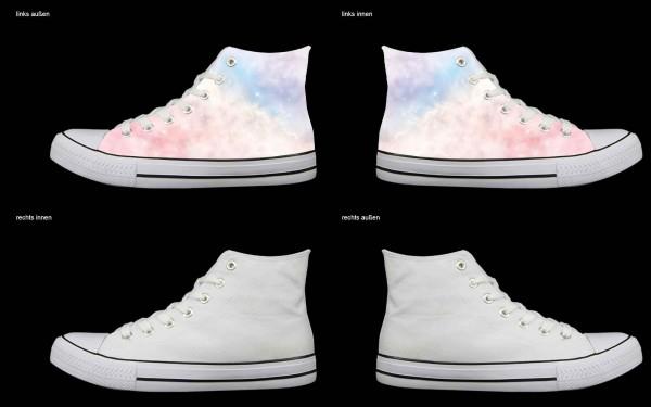 Schuh (Design: 7729 )Sneaker High