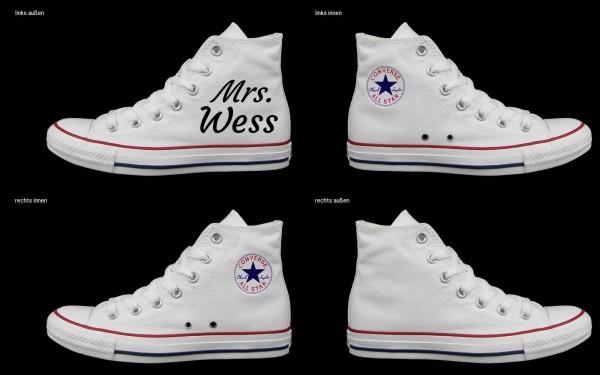 Schuh (Design: 7222 )Converse High
