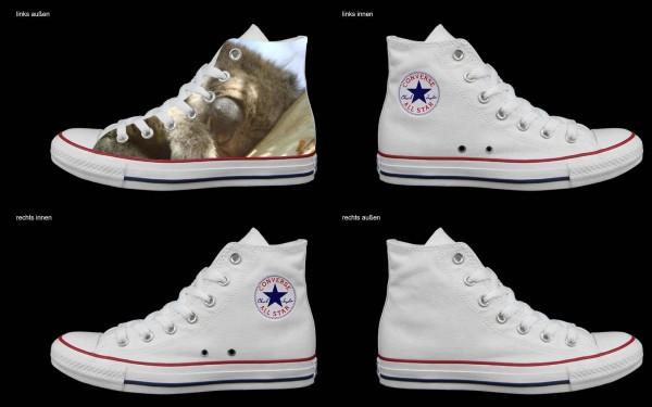 Schuh (Design: 7260 )Converse High