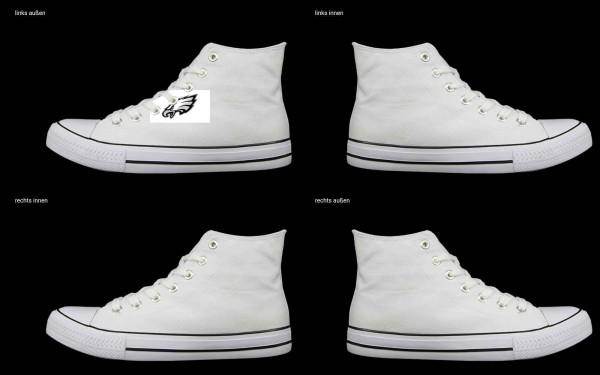 Schuh (Design: 7689 )Sneaker High