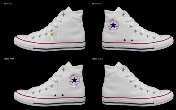 Schuh (Design: 4250 )Converse High