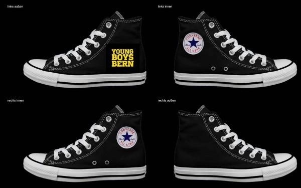 Schuh (Design: 7913 )Converse High