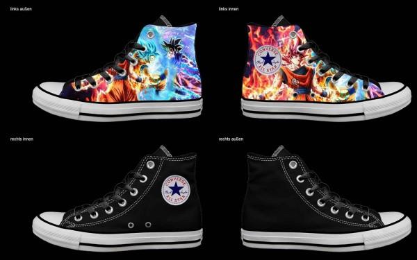 Schuh (Design: 5365 )Converse High