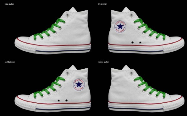 Schuh (Design: 7219 )Converse High
