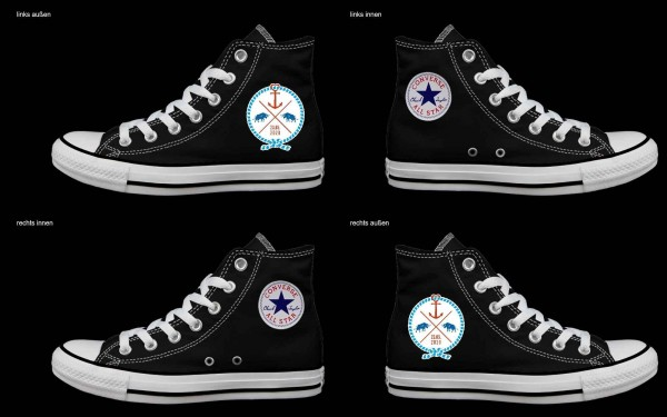 Schuh (Design: 7199 )Converse High