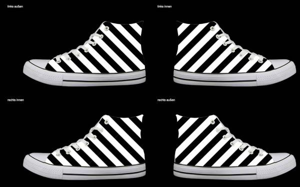 Schuh (Design: 4869 )Sneaker High