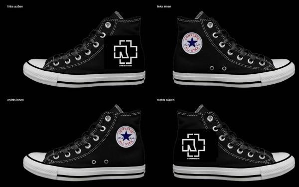Schuh (Design: 4344 )Converse High