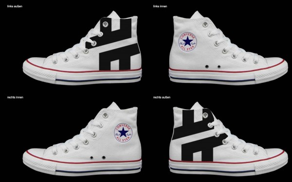Schuh (Design: 6707 )Converse High