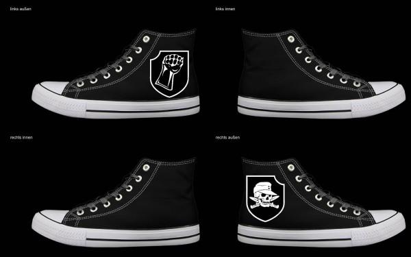 Schuh (Design: 3371 )Sneaker High