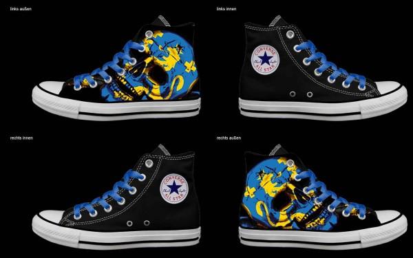 Schuh (Design: 4973 )Converse High