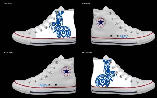 Schuh (Design: 4184 )Converse High