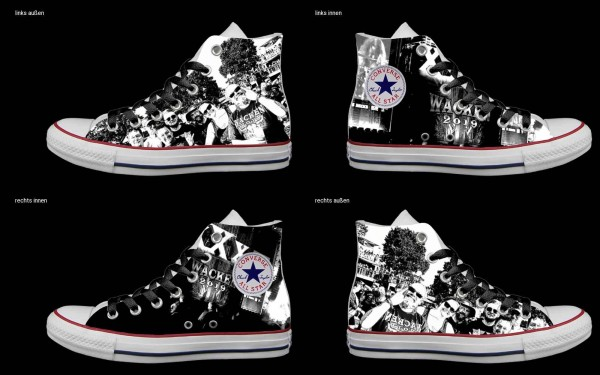 Schuh (Design: 7933 )Converse High