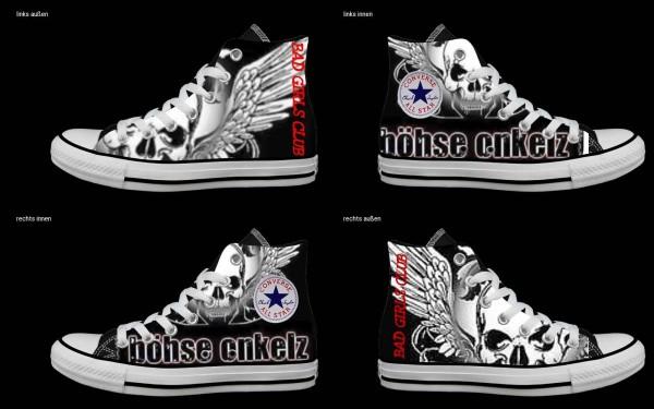 Schuh (Design: 7829 )Converse High
