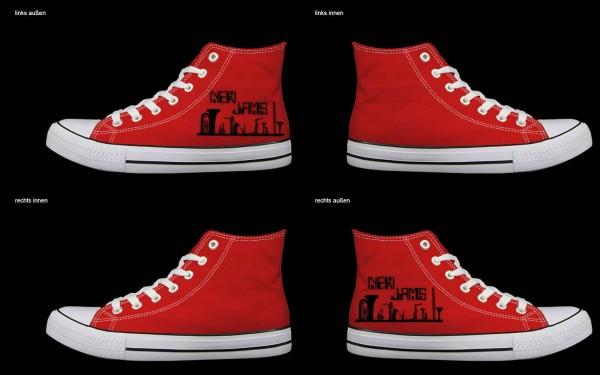 Schuh (Design: 7182 )Sneaker High
