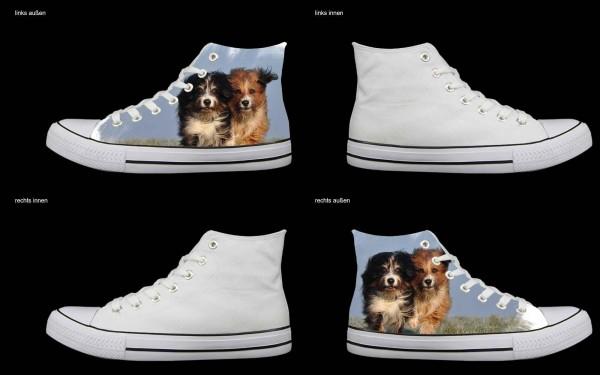 Schuh (Design: 4762 )Sneaker High