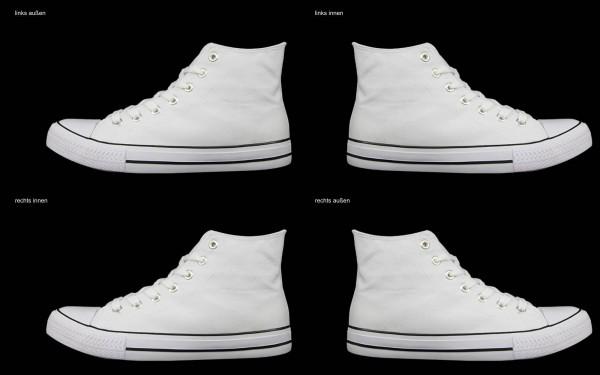 Schuh (Design: 7291 )Sneaker High