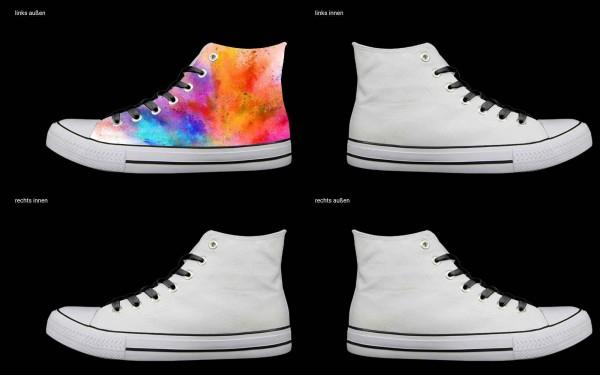 Schuh (Design: 4404 )Sneaker High