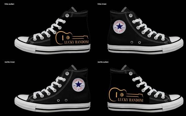Schuh (Design: 7847 )Converse High