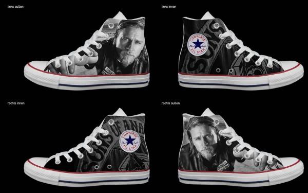 Schuh (Design: 7575 )Converse High