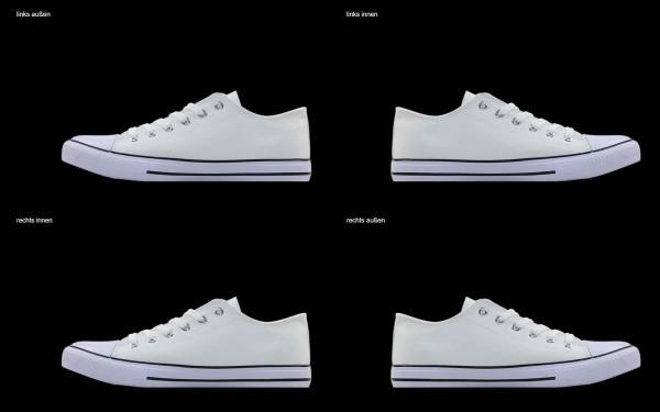 Schuh (Design: 7691 )Sneaker Low