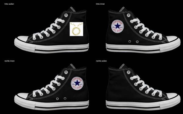 Schuh (Design: 7240 )Converse High