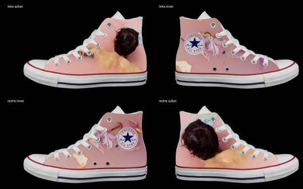 Schuh (Design: 4487 )Converse High