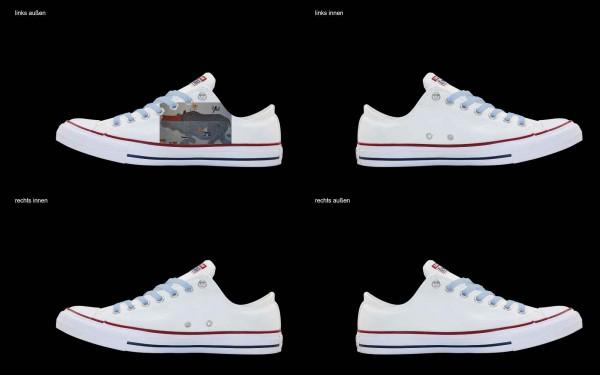Schuh (Design: 7503 )Converse Low