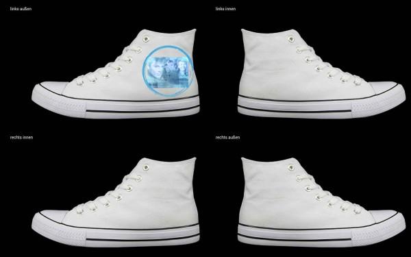 Schuh (Design: 4305 )Sneaker High