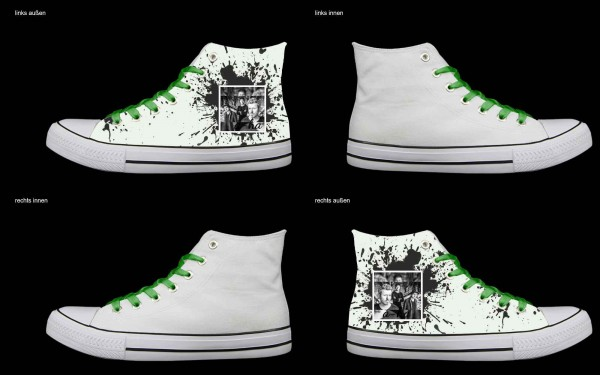 Schuh (Design: 4393 )Sneaker High