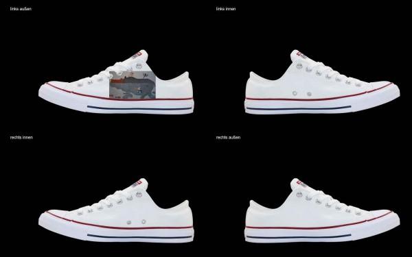 Schuh (Design: 7501 )Converse Low