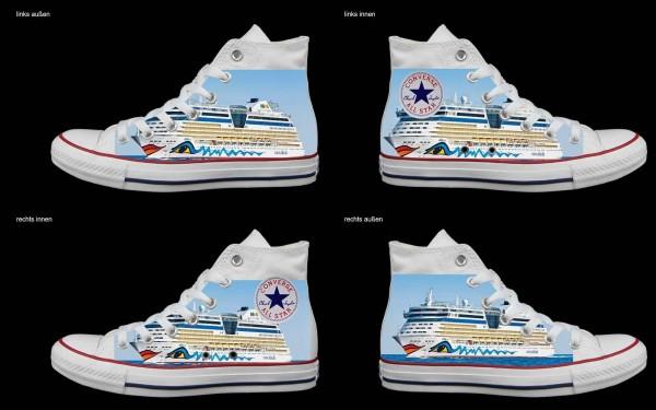Schuh (Design: 4151 )Converse High